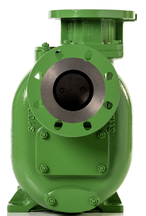 s series self-priming centrifugal pumps